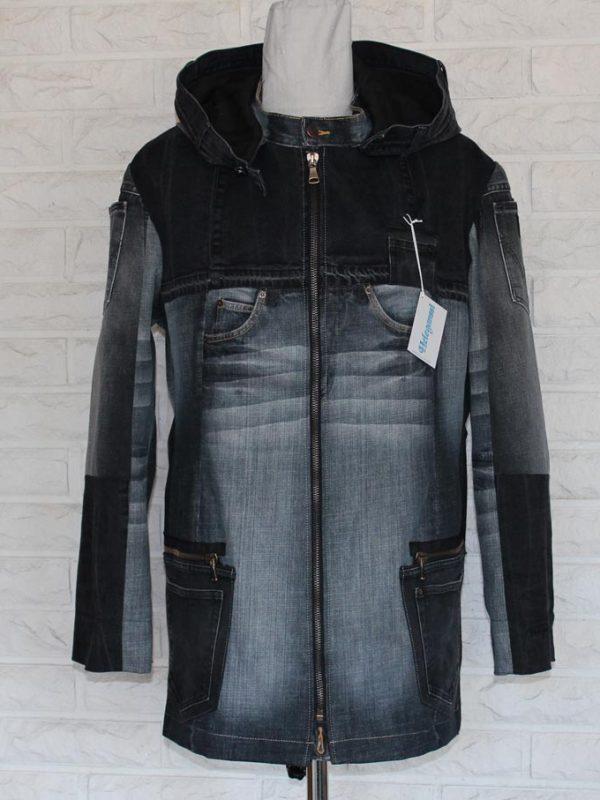 Heleganssi-miesten takki- tero-kaitonen-takki-etu
